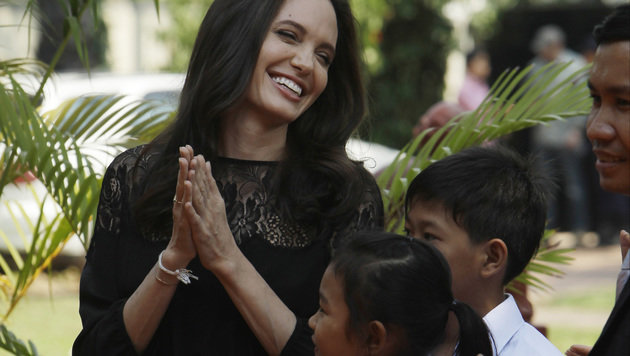 Angelina Jolie (Bild: ASSOCIATED PRESS)