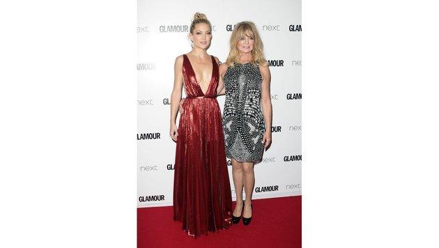 Goldie Hawn und Tochter Kate Hudson (Bild: Matrix Media Group/face to face)
