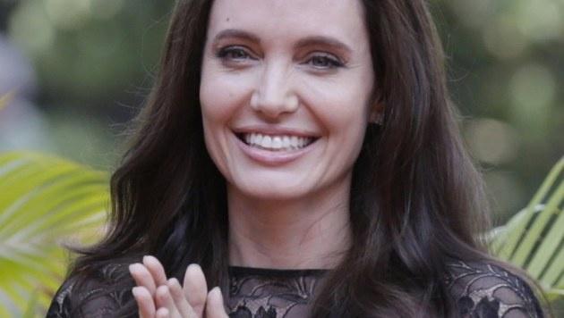 Angelina Jolie (Bild: EPA)