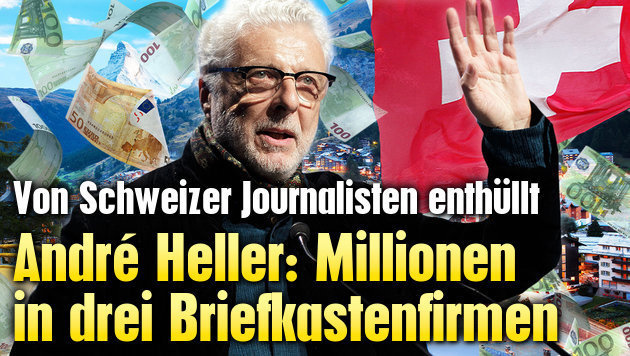 André Heller: Millionen in drei Briefkastenfirmen (Bild: APA/GEORG HOCHMUTH, Thinkstockphotos.de)