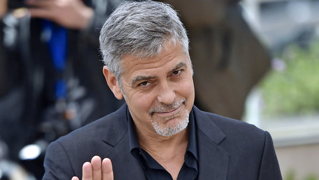 George Clooney (Bild: Timm/face to face)