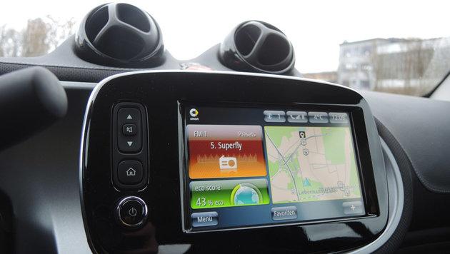 Smart Brabus: Tuning-Smart - der King der City? (Bild: Stephan Schätzl)
