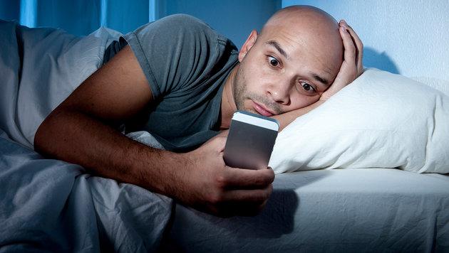 Bei Smartphone-Entzug entsteht psychischer Stress (Bild: thinkstockphotos.de)