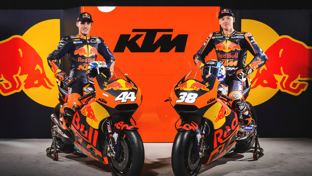 So will Red Bull die MotoGP aufmischen (Bild: Red Bull Content Pool)