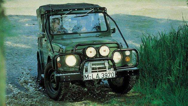 Suzuki LJ 80, ab 1979 (Bild: Suzuki)