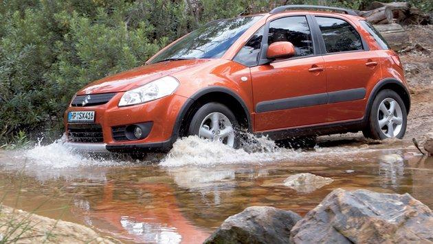 Suzuki SX4 (Bild: Suzuki)