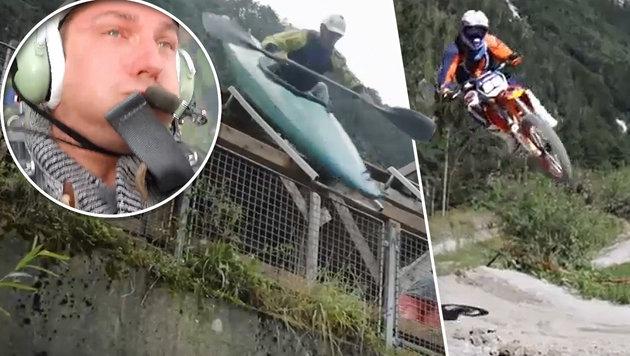Draufgänger! Hirschers spektakulärste Action-Trips (Bild: Red Bull, YouTube.com)