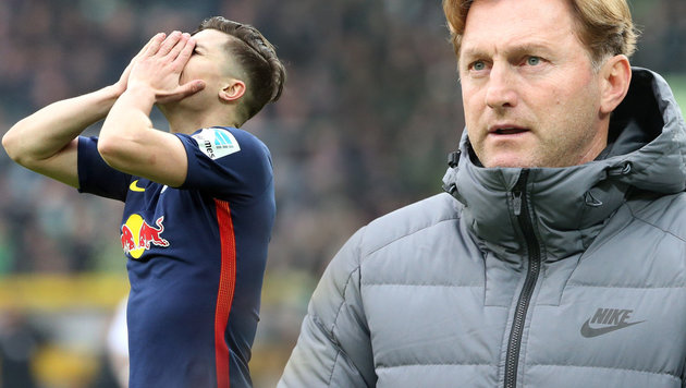 Droht RB Leipzig ein Champions-League-Verbot? (Bild: GEPA)