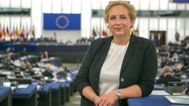 Salzburgs EU-Abgeordnete Claudia Schmidt