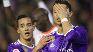 Real Madrid erleidet Schock-Pleite bei Valencia! (Bild: Associated Press)