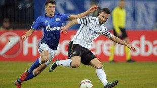 Starker Schöpf führt Schalke 04 zum EL-Aufstieg! (Bild: GEPA)