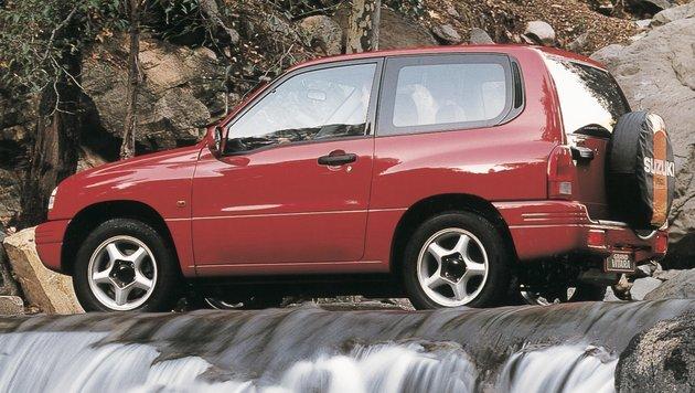 Suzuki Grand Vitara, ab 1998 (Bild: Suzuki)