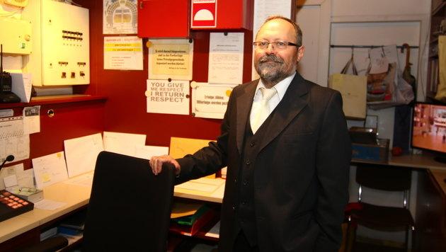 """""""Opernball: Die Helfer im Hintergrund (Bild: Harald Zeilinger)"""""""