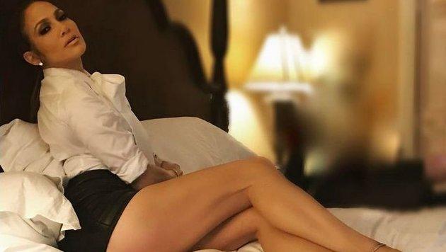 Liebes-Comeback bei Jennifer Lopez & Ben Affleck? (Bild: Instagram.com/jlo)