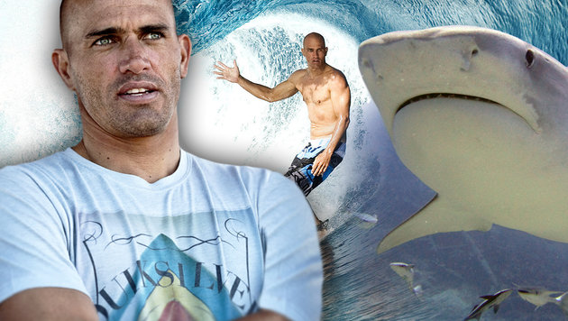 Surf-Legende Slater ruft zur Tötung von Haien auf (Bild: thinkstockphotos.de, GEPA)
