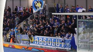 "VSV schmeißt Fanclub ""Absolut Villach"" raus! (Bild: GEPA)"