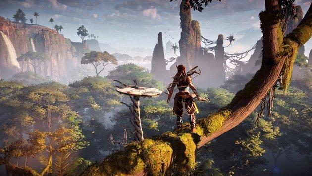 "Fesselnder Open-World-Hit: ""Horizon: Zero Dawn"" (Bild: Guerrilla Games)"