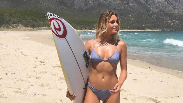 Es ist Surfstar Alana Blanchard. (Bild: instagram.com)