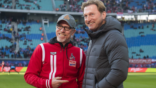 Hasenhüttl gewinnt Ösi-Duell, Bayern siegt 8:0! (Bild: AFP)