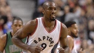 Toronto Raptors besiegen Boston ohne Pöltl 107:97 (Bild: AP)