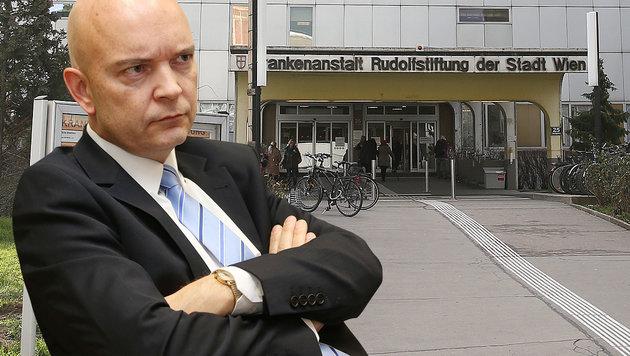 KAV-Chef Udo Janßen steht weiter unter Beschuss. (Bild: Zwefo)