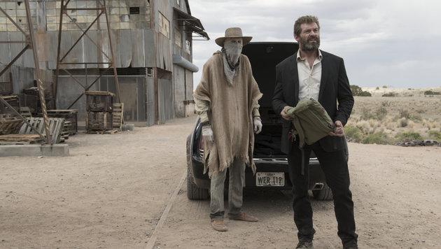 """""""Logan"""": Jackman zeigt noch einmal seine Krallen (Bild: 20th Century Fox)"""