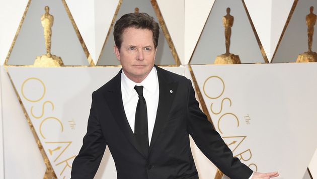 Michael J. Fox (Bild: Jordan Strauss/Invision/AP)