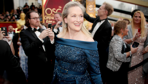 Meryl Streep (Bild: Christopher Polk/Getty Images/AFP)