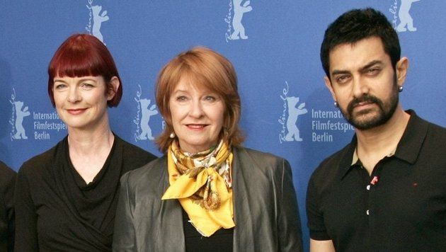 Jan Chapman (Mitte) bei der 61. Berlinale (Bild: face to face)
