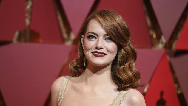 Emma Stone ist im Kino-Olymp angekommen (Bild: Richard Shotwell/Invision/AP)