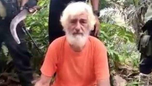 Philippinen: Deutscher von Islamisten enthauptet (Bild: twitter.com)