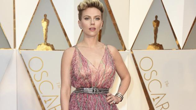 Scarlett Johansson (Bild: Jordan Strauss/Invision/AP)