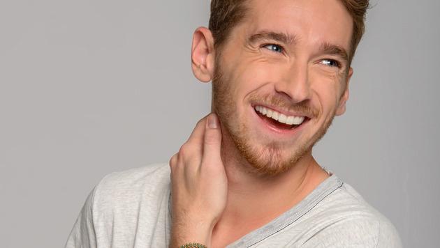 """Nathan Trent vertritt Österreich mit dem Song """"Running On Air"""" beim heurigen Song Contest. (Bild: APA/ORF/THOMAS RAMSTORFER)"""