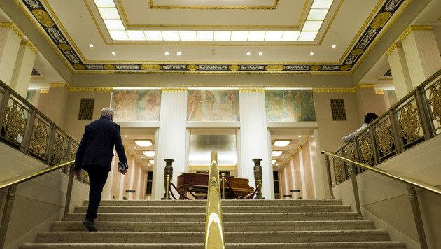 New York: Das Waldorf Astoria schließt die Pforten (Bild: GETTY IMAGES NORTH AMERICA/AFP)