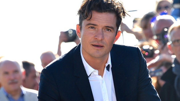 Orlando Bloom (Bild: News Pictures/face to face)