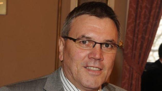Erich Rippl aus Oberösterreich (Bild: Hannes Markovsky)