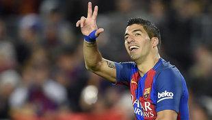 FC Barcelona deklassiert Sporting Gijon mit 6:1 (Bild: AFP)