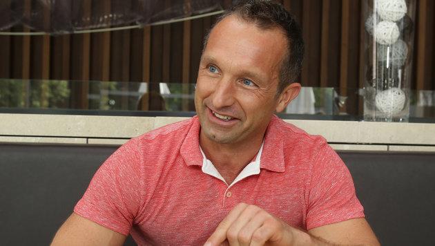 Christian Putscher rät von Wunderpillen zum Abnehmen dringend ab. (Bild: Kronen Zeitung/ Chris Koller)