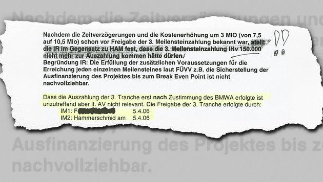 """Millionendarlehen: Harte Kritik an Hammerschmid (Bild: """"Krone"""")"""