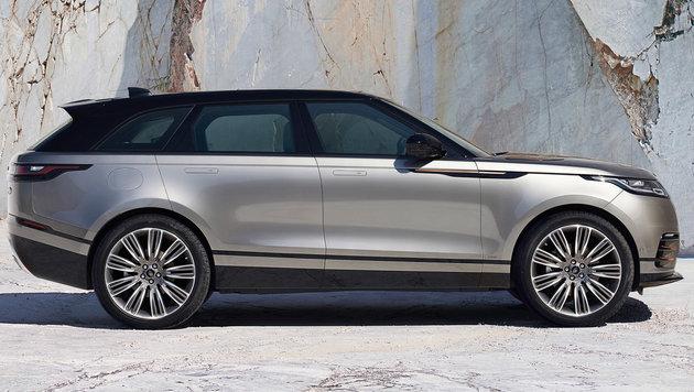 Range Rover Velar: Erstkontakt mit coolem Briten (Bild: Land Rover)