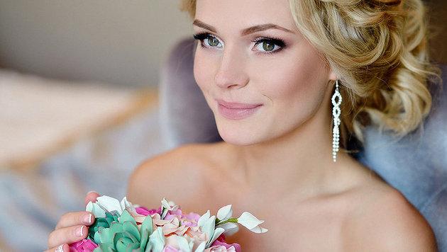 Ja, ich will! Das perfekte Make-up zur Hochzeit (Bild: thinkstockphotos.de)