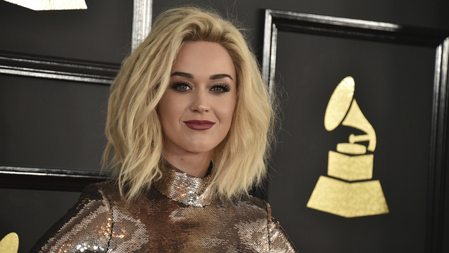 Katy Perry (Bild: Jordan Strauss/Invision/AP)