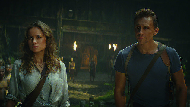 """""""Kong"""": Monsterjagd auf """"Skull Island"""" (Bild: Warner Bros.)"""