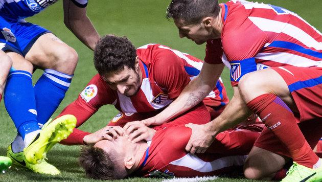 Horror-Crash: Torres kann sich an nichts erinnern (Bild: GEPA)