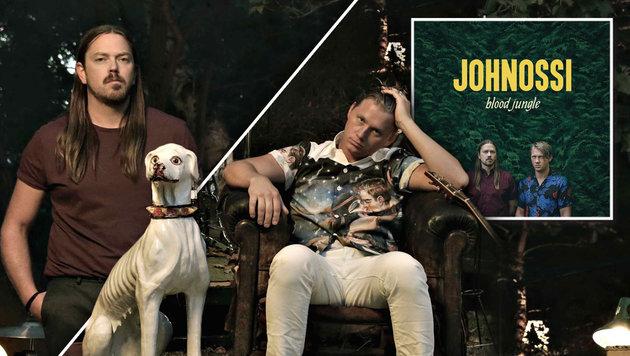 Johnossi: Psychedelische Neuerfindung (Bild: Universal Music)