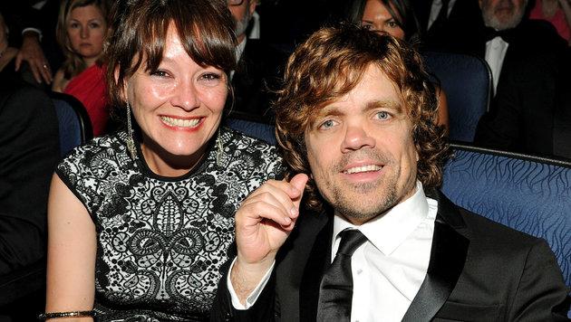 Peter Dinklage und Ehefrau Erica Schmidt (Bild: Picturegroup/face to face)