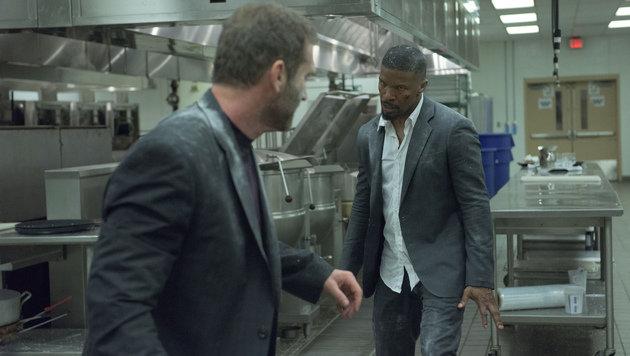 """""""Sleepless"""": Jamie Foxx ballert sich durchs Casino (Bild: Tobis Film)"""