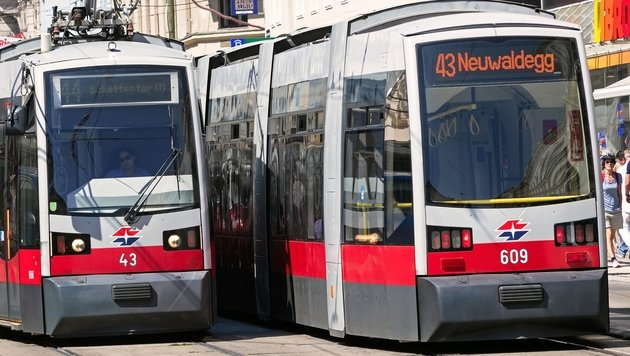 Wien: 70 Millionen für Ausbau von Bim und Bus (Bild: Wiener Linien/Manfred Helmer)