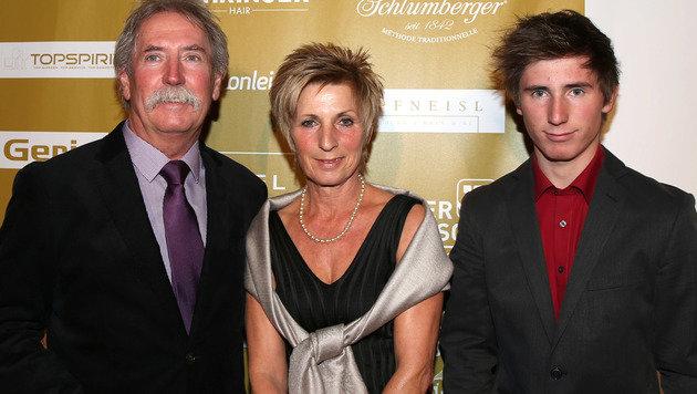 Marcel Hirscher Familie