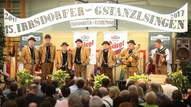 Publikumshit schlechthin: Die â01EAspacher Tridoppler. (Bild: Franz Neumayr)